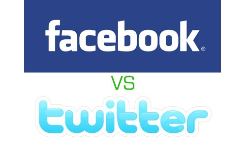 marketing facebook vs twitter